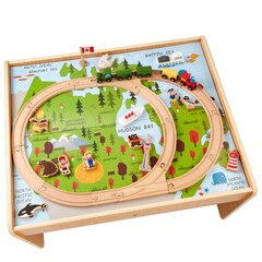 Train Table Playset