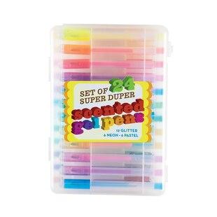 Super Duper Scented Gel Pens Set of 24