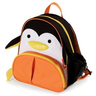SKIP HOP ZOO BACKPACK - PENGUIN