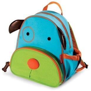 Skip Hop ZOO little kid backpack - Dog, 3-9 yrs