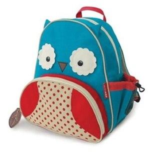 Skip Hop ZOO little kid backpack - Owl, 3-9 yrs