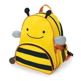Skip Hop ZOO little kid backpack - Bee, 3-9 yrs
