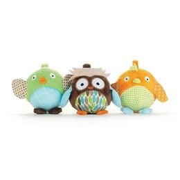 Treetop Friends Ball Trio