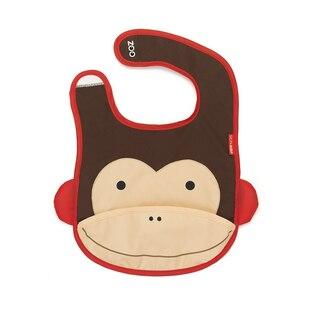 Skip Hop Zoo Bib Monkey