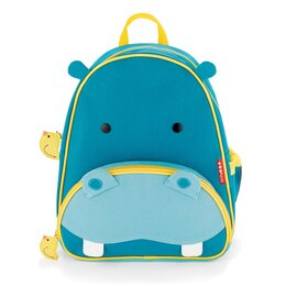 Skip Hop Zoo Backpack, Hippo