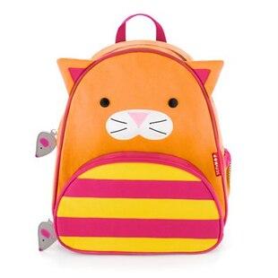 Skip Hop ZOO little kid backpack - Cat, 3-9 yrs