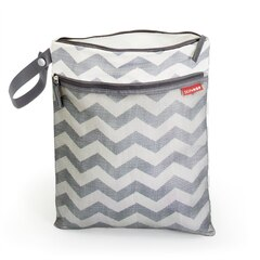 GRAB & GO WET/DRY BAG, CHEVRON