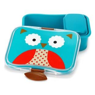 Zoo Lunch Box - Owl