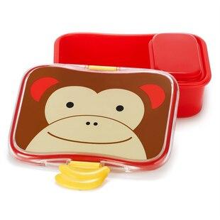 Zoo Lunch Box - Monkey