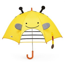 SKIP HOP ZOOBRELLA UMBRELLA, BEE