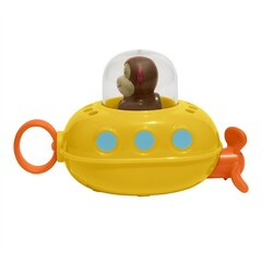 Skip Hop Zoo Pull & Go Submarine Bath Toy