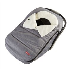 Skip Hop Stroll & Go Car Seat Cover - Heather Grey