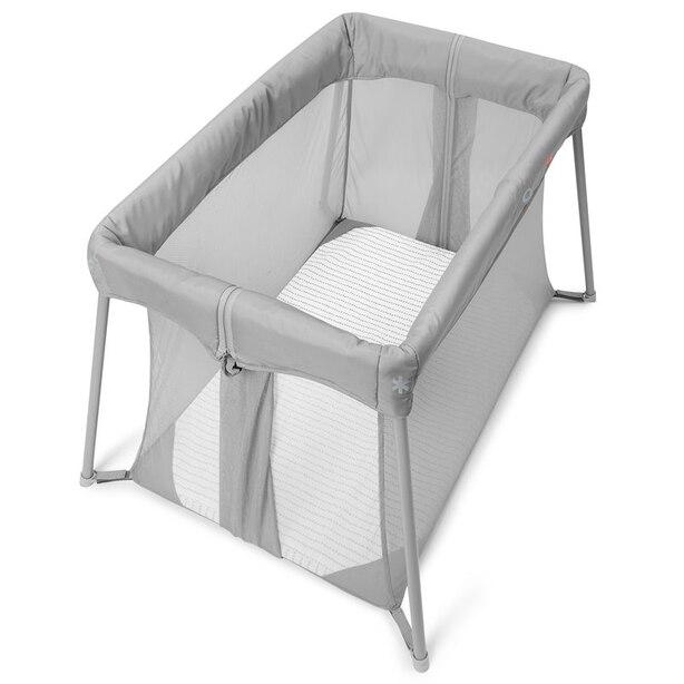 Skip Hop® Play-to-Night Expanding Travel Crib Grey Cloud