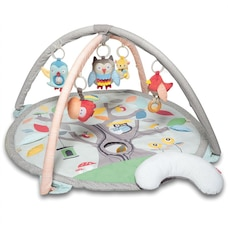 TREETOP ACTIVITY GYM, GREY PASTEL