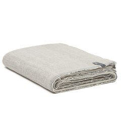 Cotton Yoga Blanket – Stone Weave