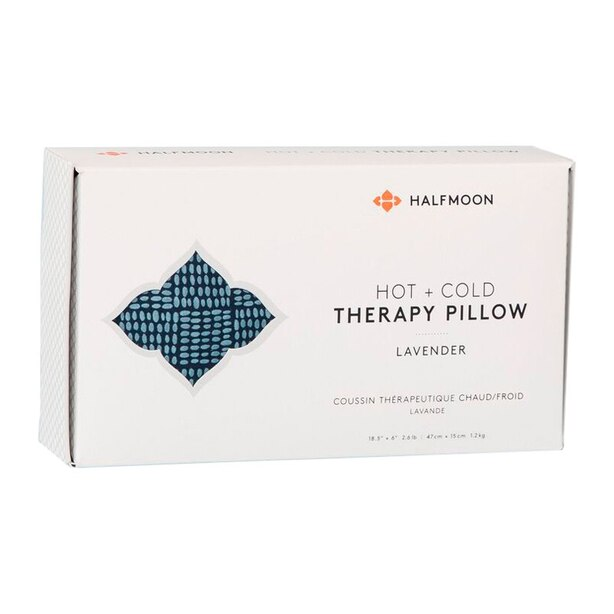 Organic Hot + Cold Therapy Pillow
