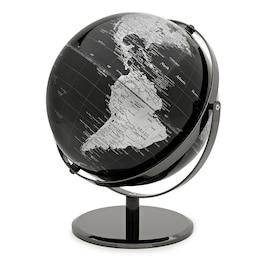 "Large Black Globe - 10"""