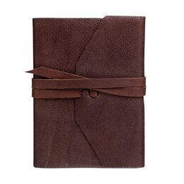 Laccio Leather Journal  by Natalizia