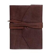 Journal en cuir Laccio