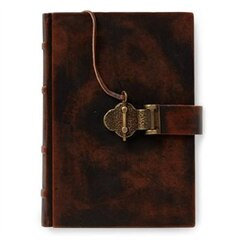 Bolt Leather Journal