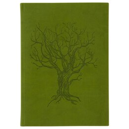 Embossed Journal Bare Tree