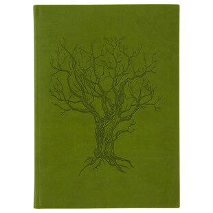 Embossed Journal Bare Tree