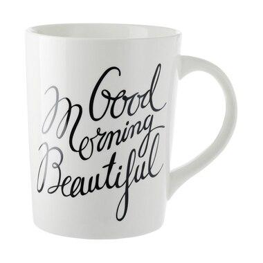 Good Morning Beautiful Mug By Indigo Novelty Mugs Gifts