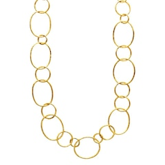 Colette Necklace - Gold