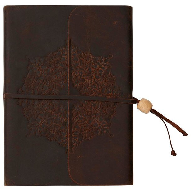 Alhambra Leather Journal Unlined