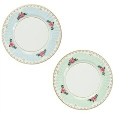 Talking Tables Truly Scrumptious Extra Large Paper Plates Set of 8