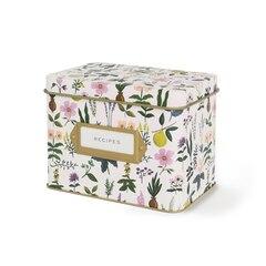Rifle Paper Co. Herb Garden Recipe Box