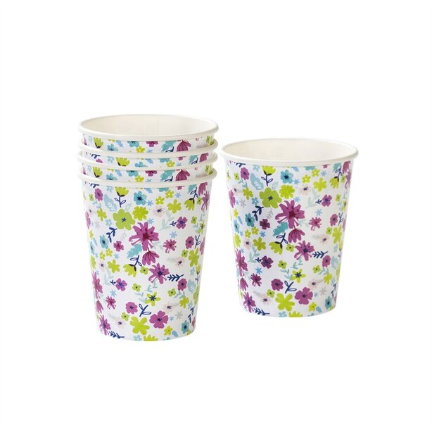TALKING TABLES TRULY DITSY CUPS SET OF