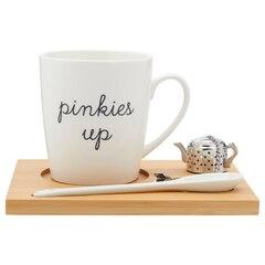 Expressions Perfect Tea Set – Pinkies Up