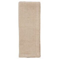 Washed Linen Napkins – Flax – Set of 4