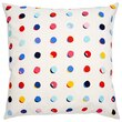"Multi-Dots Oversized Pillow Cover – 24"" x 24"""