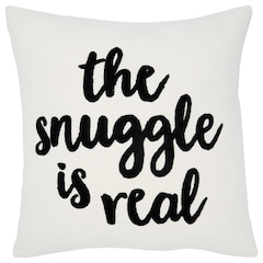 "Expressions Snuggle Pillow Cover – 18"" x 18"""