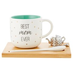 Perfect Tea Set – Best Mom Ever