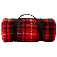 Rolled Stadium Throw – Archie Plaid