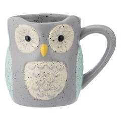 SPECKLED ESPRESSO CUP – OWL