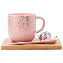 SIMPLE TEA SET – FALLING CONFETTI