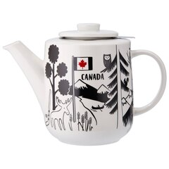 GRANDE THÉIÈRE — CANADA