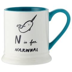 Alpha Mug – Narwal