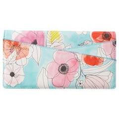 Travel Wallet - Lovley Day Floral