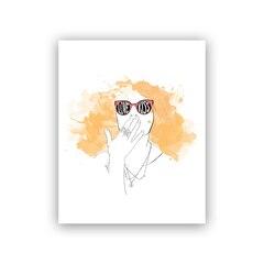 "Love Kiss Art Print® - 8"" x 10"""