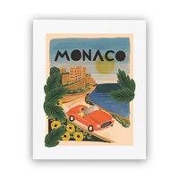 """Rifle Paper Co.® Monaco Art Print - 8"""" x 10"""""""