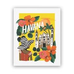 Reproduction Rifle Paper Co.® Havana–8x10 po