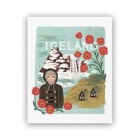 Rifle Paper Co.® Iceland Art Print
