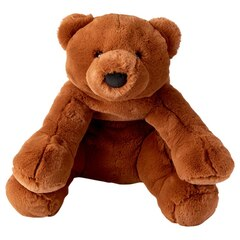 BROWN BEAR, MEDIUM