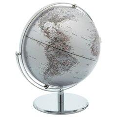 "Silver Globe - 10"""