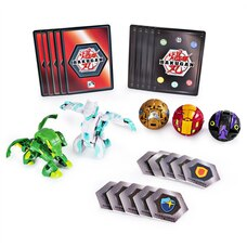 Bakugan® Battle Pack Collectible Action Figure and Cards